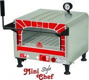 FORNO ASSADOR REFRATÁRIO MINI CHEF