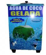 MÁQ DE GELA COCO INOX FRISBEL