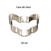 ARO CORTADOR INOX CARA DE GATO 20CM